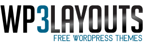 WP3 Layouts - Simple Free WordPress Themes